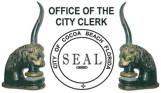 City Clerk Seal