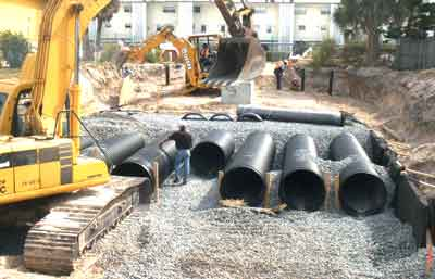 Stormwater Excavation