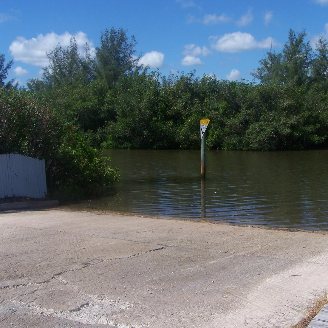 Motorized Boat Ramp