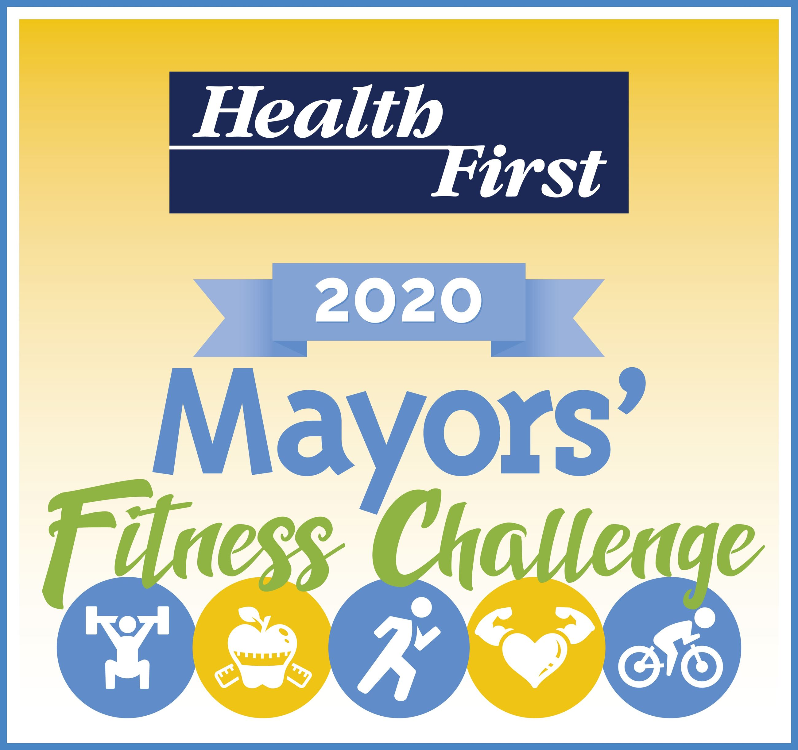 2020 Mayor's Fitness Challenge Flyer (information found on page)