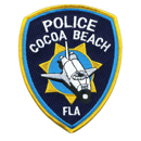 Cocoa Beach Police Department Patch